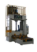 Vertical Die Spotting Press (Pressure Plate Model)